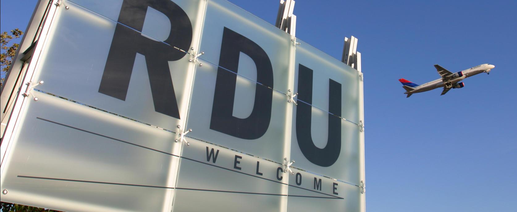 Raleigh Durham International Airport RDU